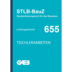 655 Tischlerarbeiten GAEB -...