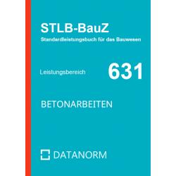 631 Betonarbeiten Datanorm...
