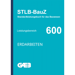 600  Erdarbeiten GAEB -...
